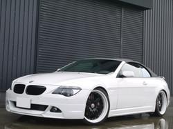 BMW640カブリオレ