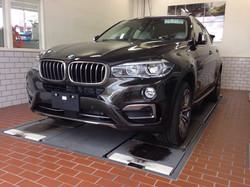 新車BMWX6