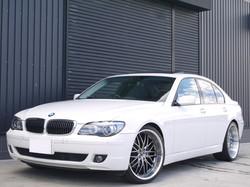 BMW745い