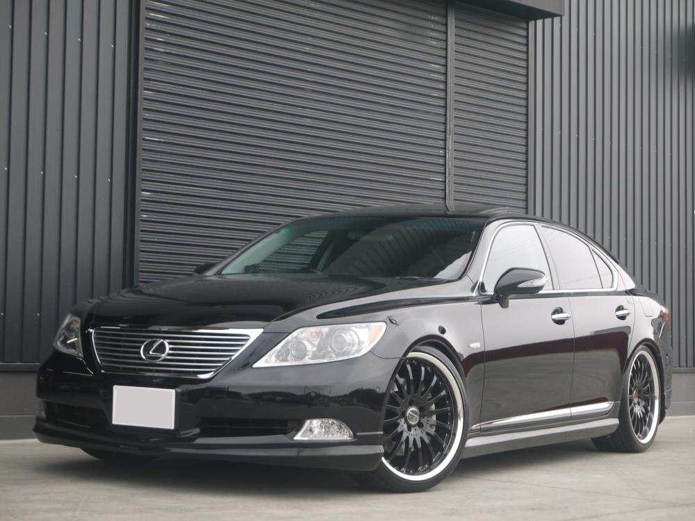 LS460ブラック