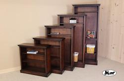 Amish Bookcases