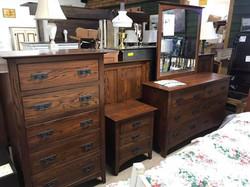 Amish Hardwood Bedrooms