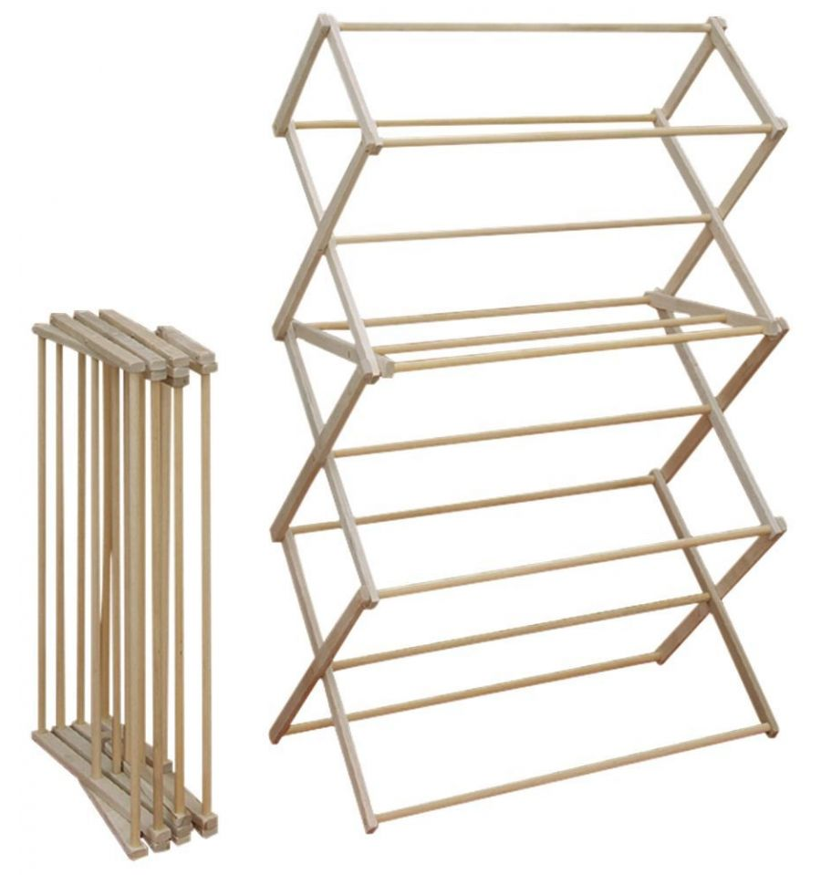 Clothes Rack $84