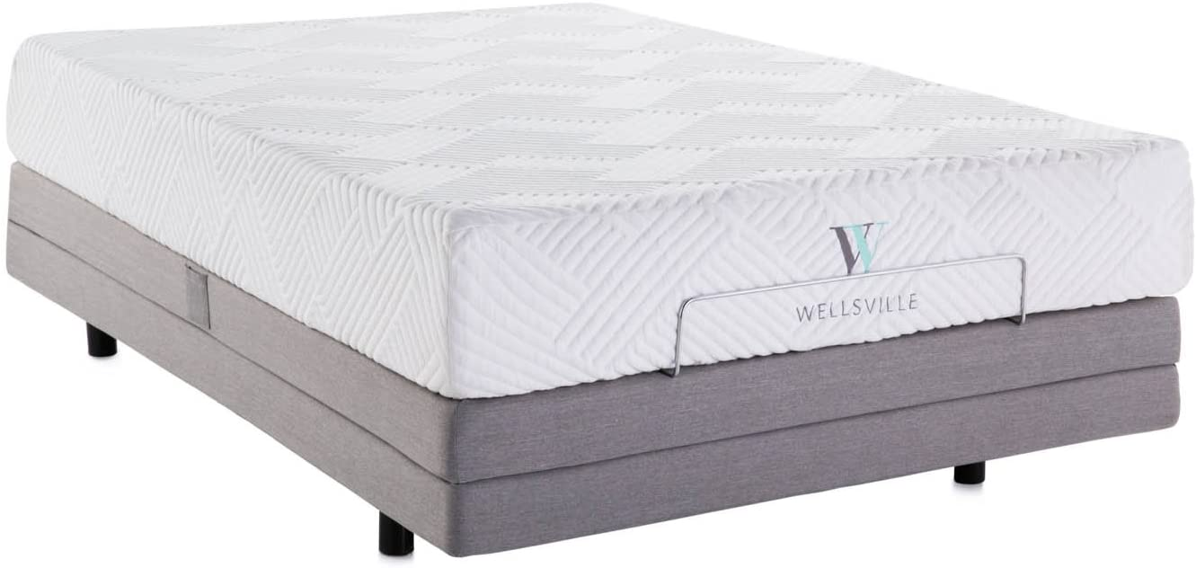 Gel Infused Wellsville Mattress