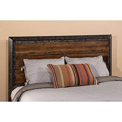 Mackinac Industrial Headboard