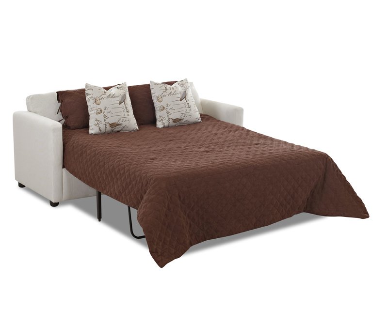 Modern Square Arm Sleeper