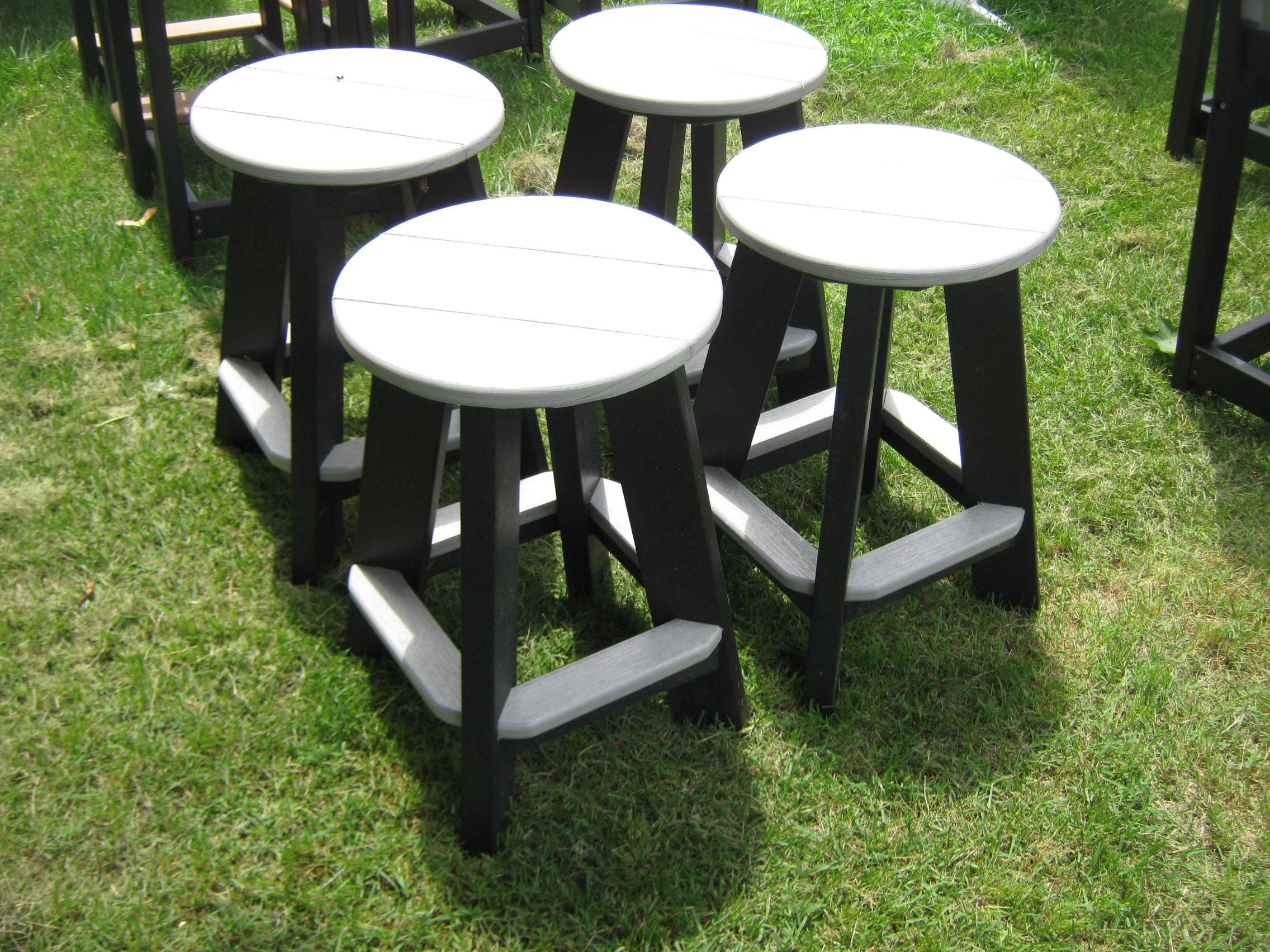 Round Barstools