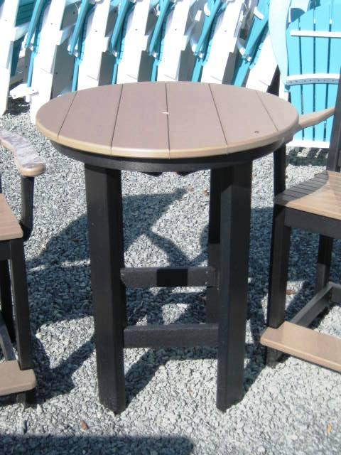 Straight Leg Pub Table