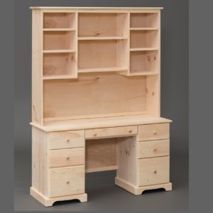 7 Drawer Desk