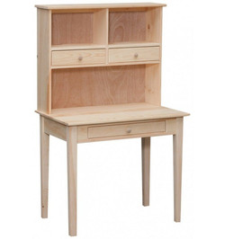 Writing Desk with Top