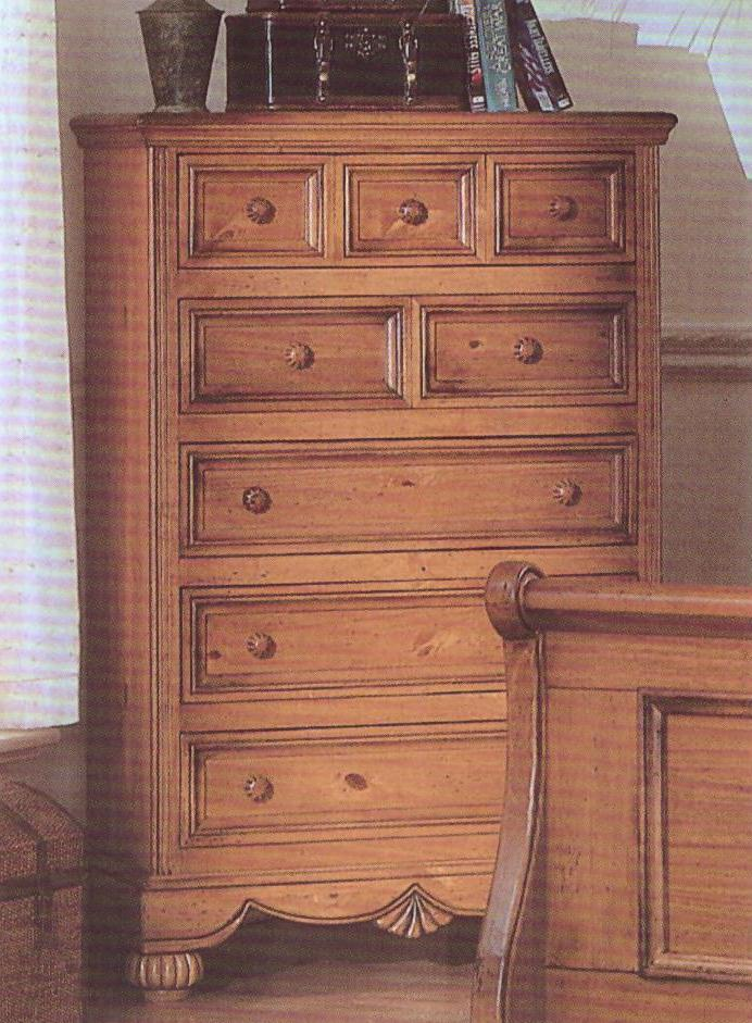 Lumberland Tall Chest