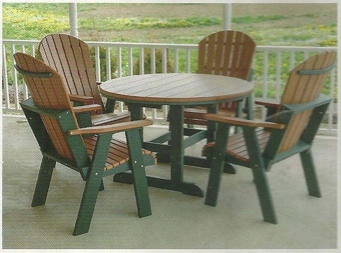 Adirondack Dining Chairs