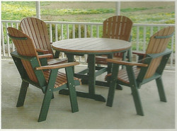 Adirondack Dining Chairs