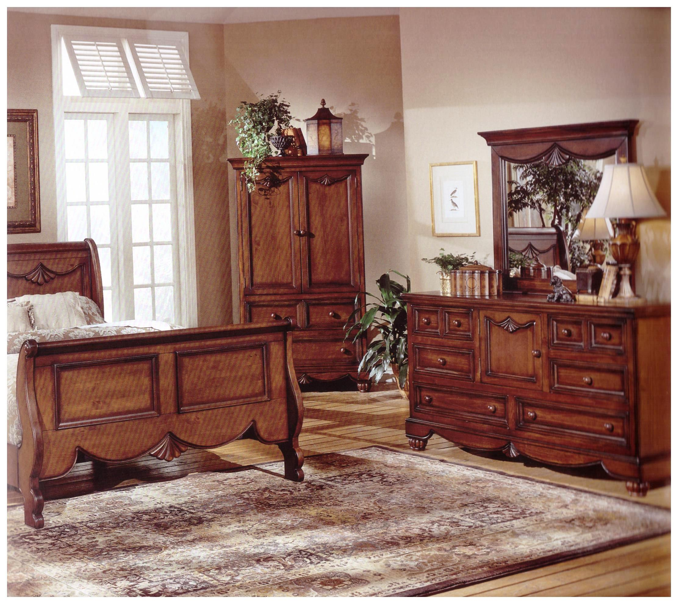 Lumberland Bedroom Set