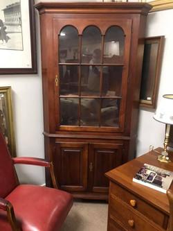 Statton Corner Cabinet
