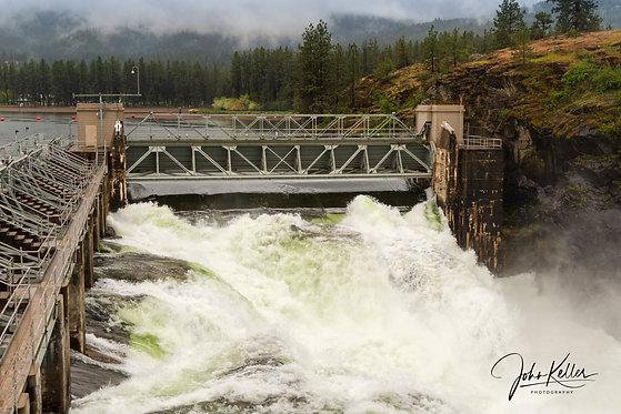 Avista Dam | 16x24