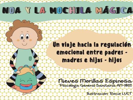 """Cuento """"Noa y la mochila mágica""""."""