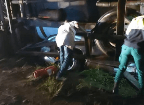 Three Dead in Amasaman Accident