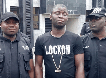 Nigerian serial killer sentenced to die in Port Harcourt
