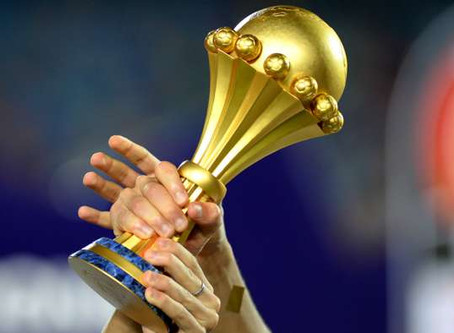 The Africa Cup of Nations trophy has been stolen