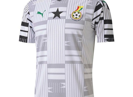 New Black Stars 2020-21 jerseys