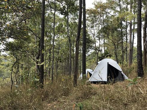 Tent Kirirom