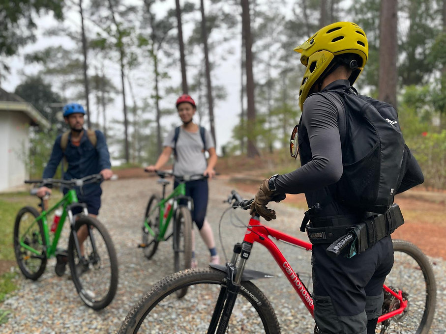 C4 mountain bike