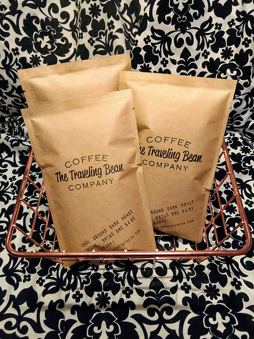 2oz Coffee Pouch Day Drinker Blend