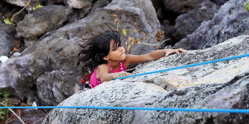 C4 Rock Climbing Adventure