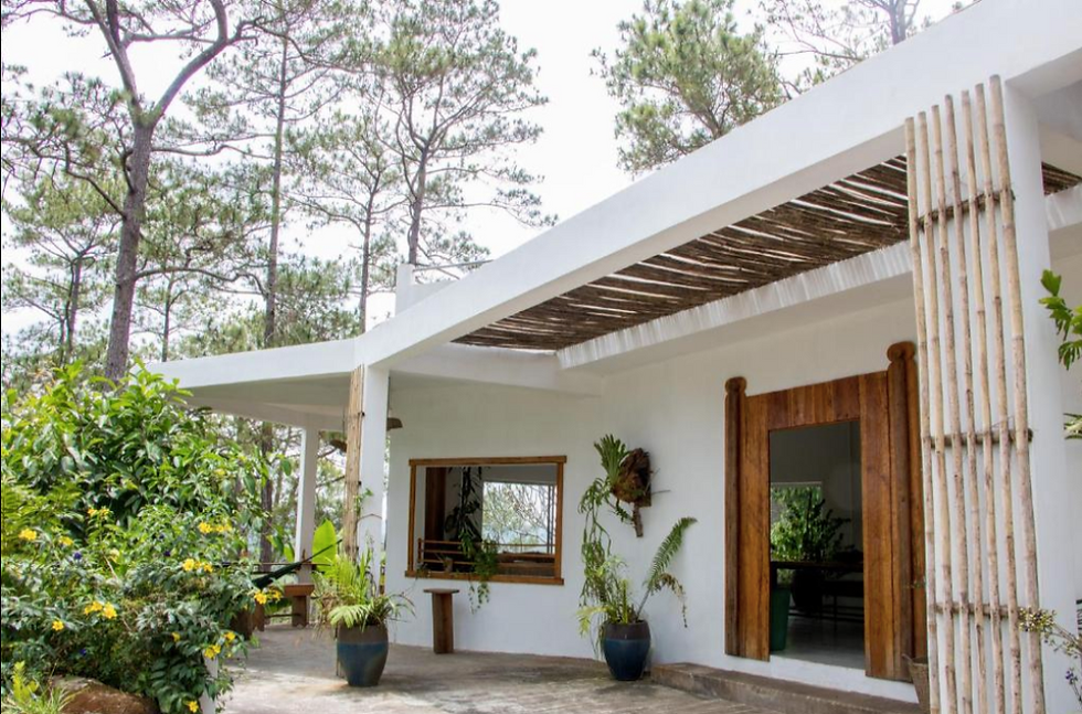 Le Kirirom villa