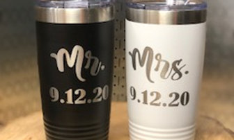 Wedding/Events Tumblers