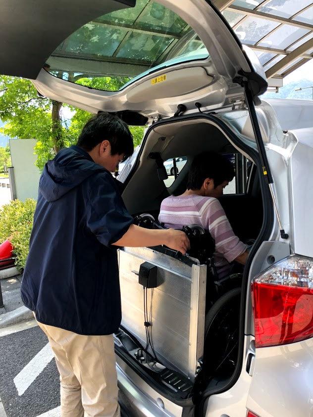 介護タクシー和-なごみ-