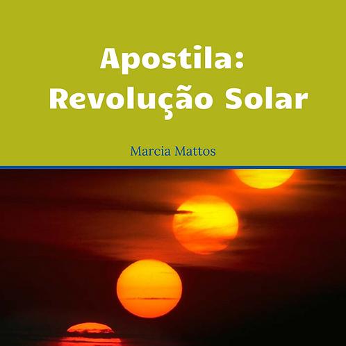 Apostila Revolução Solar
