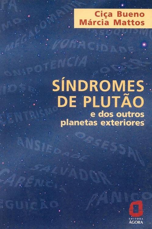 Livro Síndromes de Plutão e dos outros Planetas Exteriores