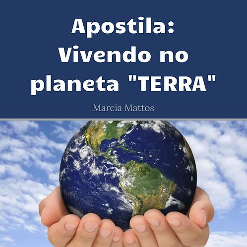 """Apostila em PDF - Vivendo no Planeta """"TERRA"""""""