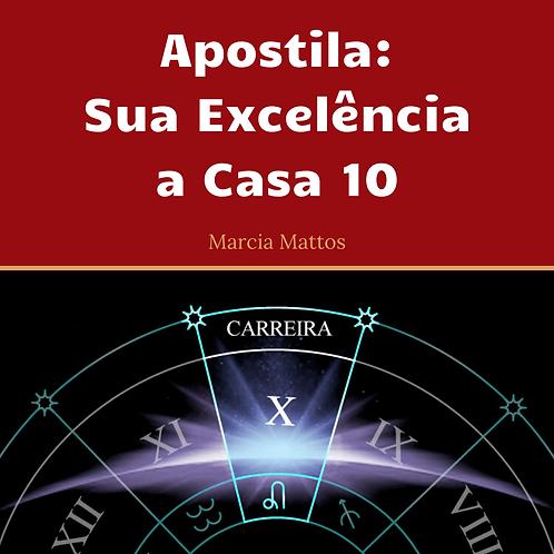 Apostila em PDF - Sua Excelência a Casa 10