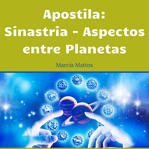 Apostila Sinastria - Aspectos entre Planetas