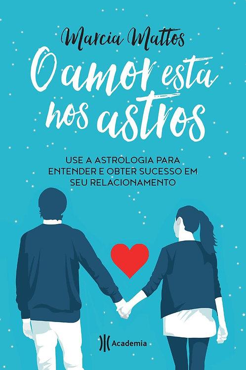 Livro O Amor está nos Astros