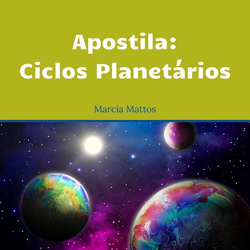Apostila Ciclos Planetários
