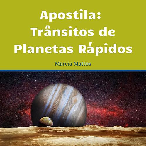 Apostila Trânsitos de Planetas Rápidos