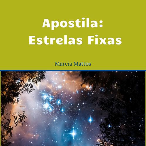 Apostila em PDF - Estrelas Fixas