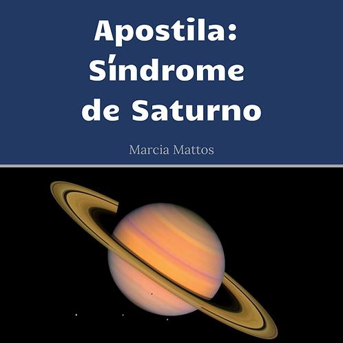 Apostila em PDF - Síndromes de Saturno
