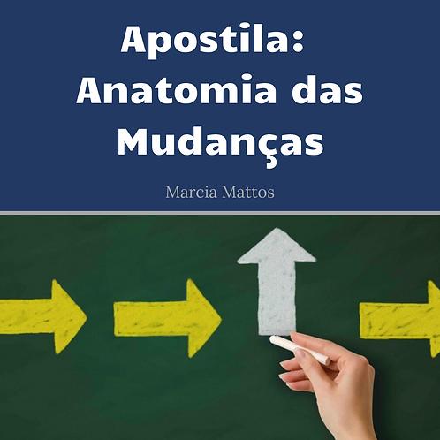 Apostila em PDF - Anatomia das Mudanças
