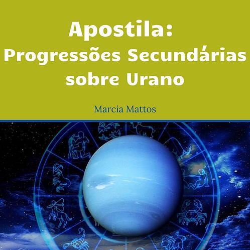 Progressões Secundárias sobre Urano
