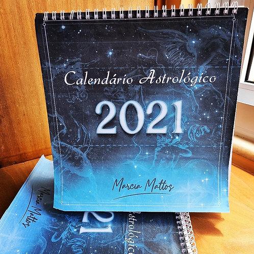 Calendário Astrológico 2021 - DISPONÍVEL PARA ENVIO A PARTIR DO DIA 15/01/2021