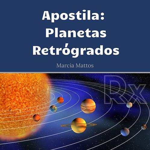 Apostila em PDF - Planetas Retrógrados