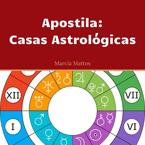 Astrologia Casas Astrológicas