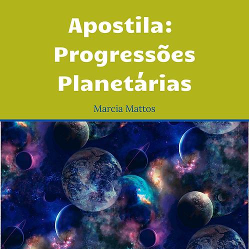 Apostila Progressões Planetárias