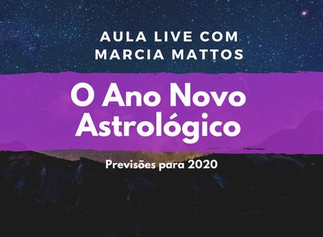 O ano novo astrológico: Já está disponível para assistir!