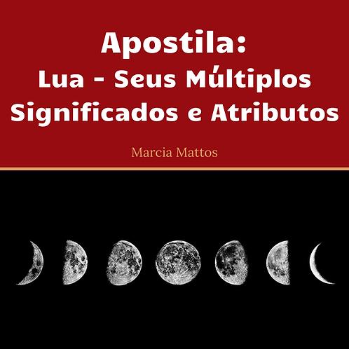 Apostila LUA - Seus múltiplos significados e atributos